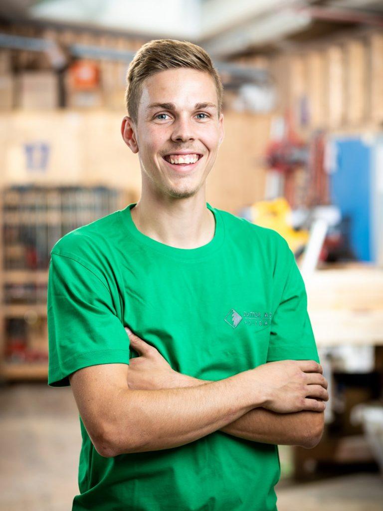 Dominik Eisenhut Sutter AG Holzbau